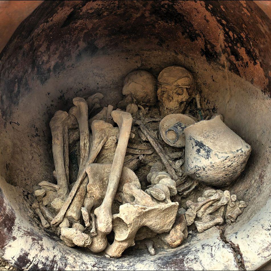Mulher pode ter sido poderosa líder europeia – sugere um tesouro de quatro mil anos