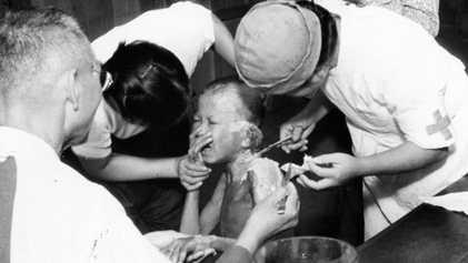 Imagens fortes dos horrores de Hiroshima e Nagasaki são alerta sobre importância da paz