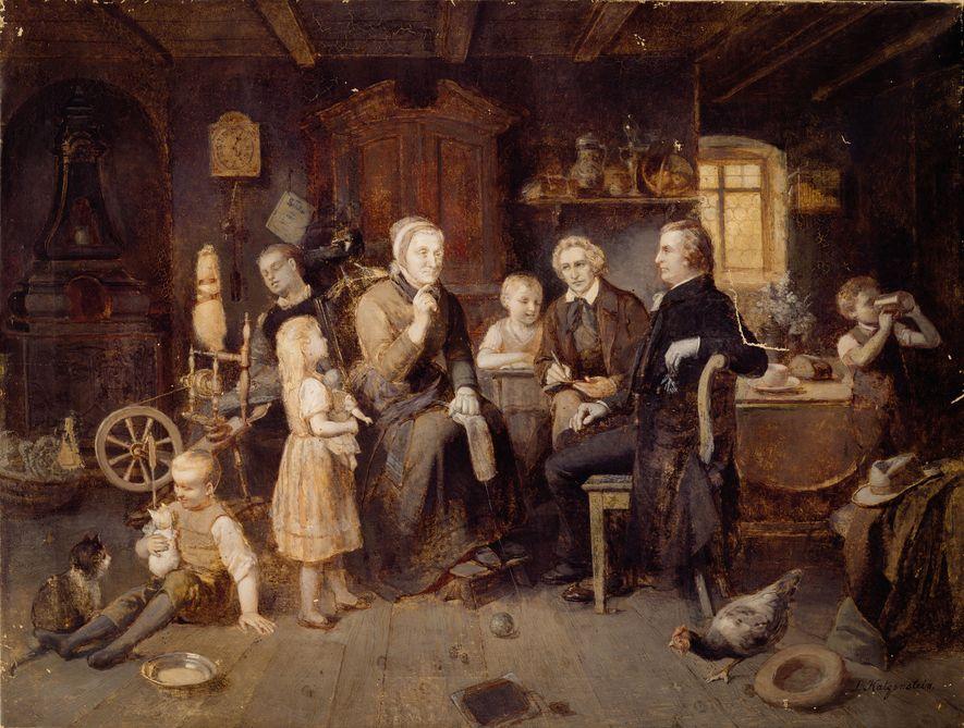 Contos de fadas dos irmãos Grimm nunca foram feitos para crianças