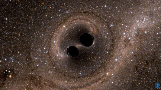 Encontradas! Ondas gravitacionais, ou uma distorção no espaço-tempo