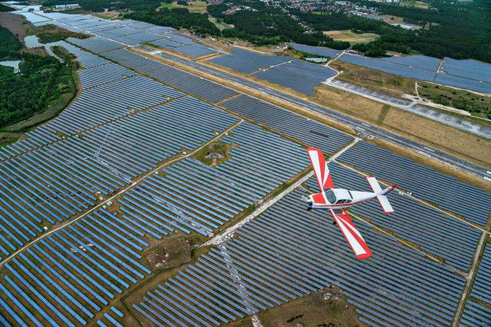 Painéis solares na Alemanha
