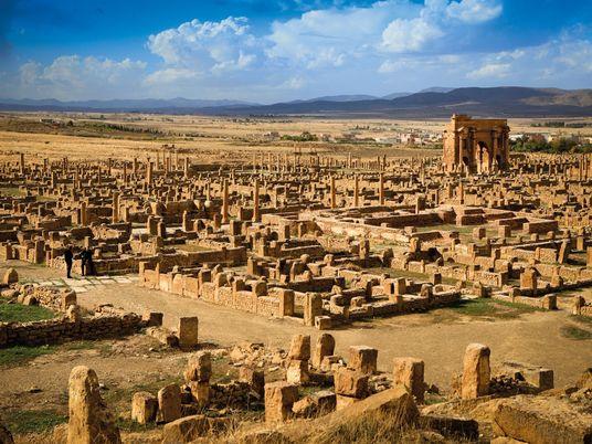Deserto do Saara encobriu antiga cidade romana, preservando-a por séculos