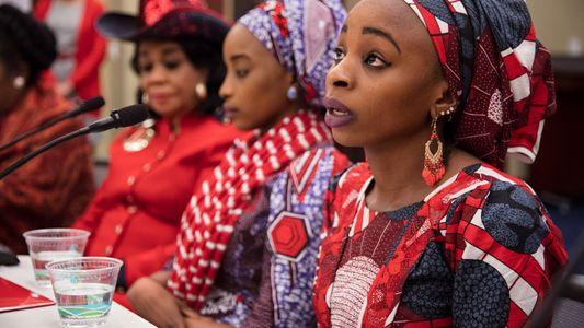 Elas escaparam do Boko Haram, e agora estão compartilhando suas histórias