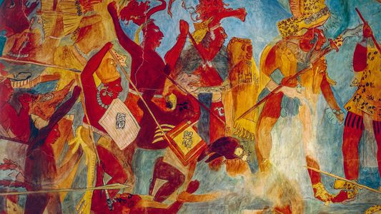 Maias praticavam 'guerra total' muito antes de serem afetados pelo estresse climático