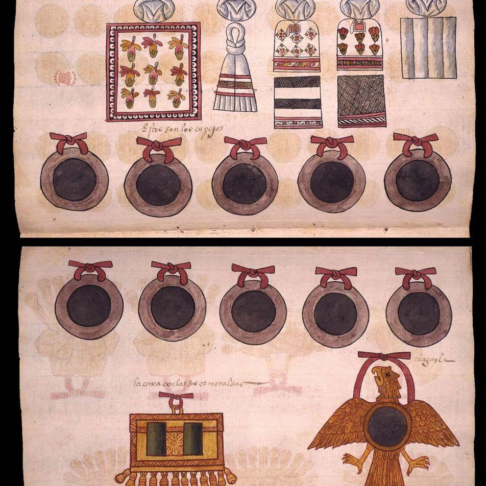 Espelho 'mágico' da corte elizabetana tem origem mística asteca