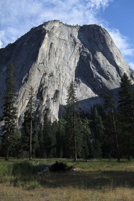 Honnold escala El Capitan