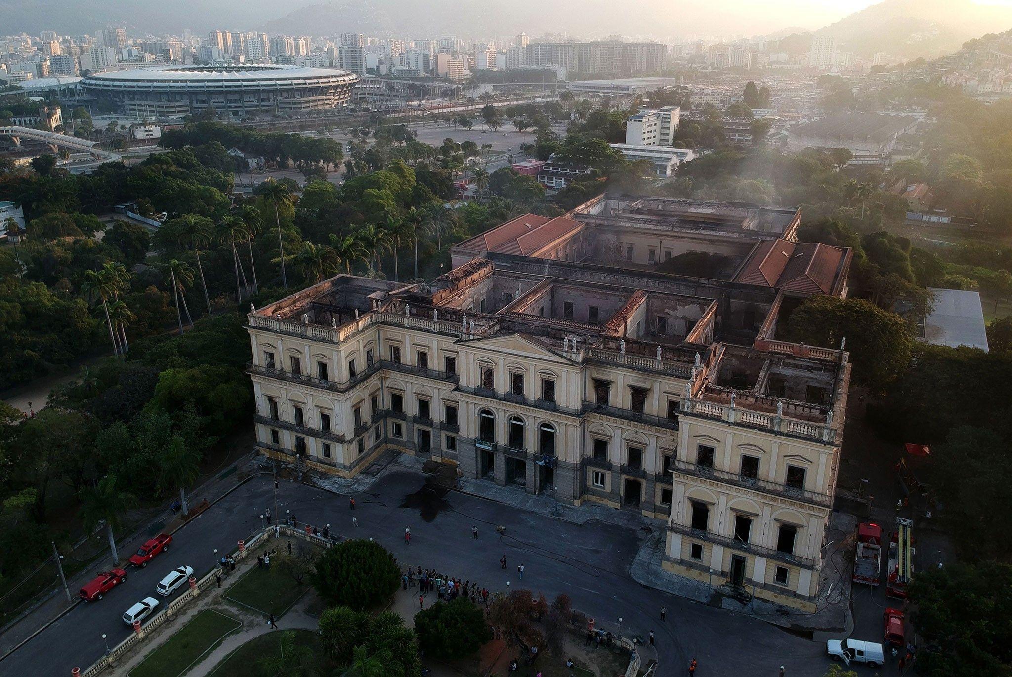 Museu Nacional do Rio de Janeiro cover image