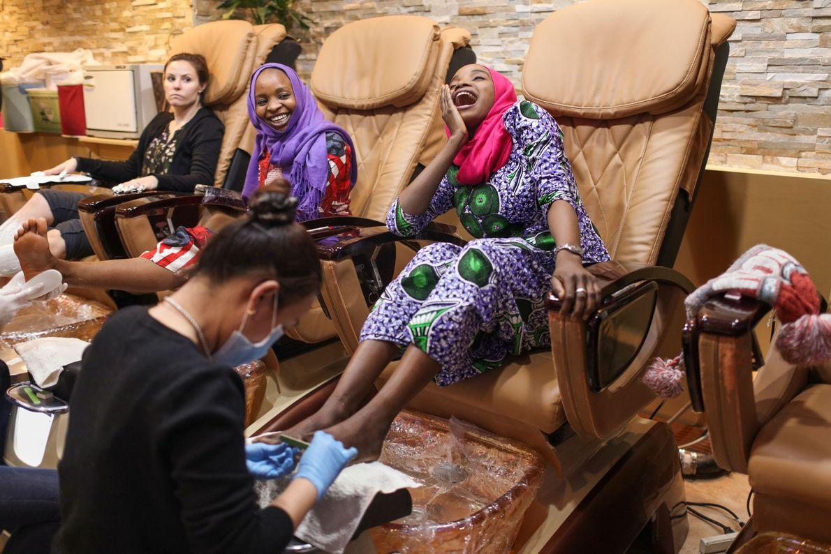 Sobreviventes do Boko Haram