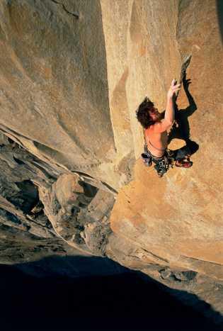 Dean Potter em Yosemite
