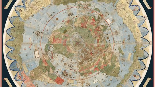 mapa urbano monte