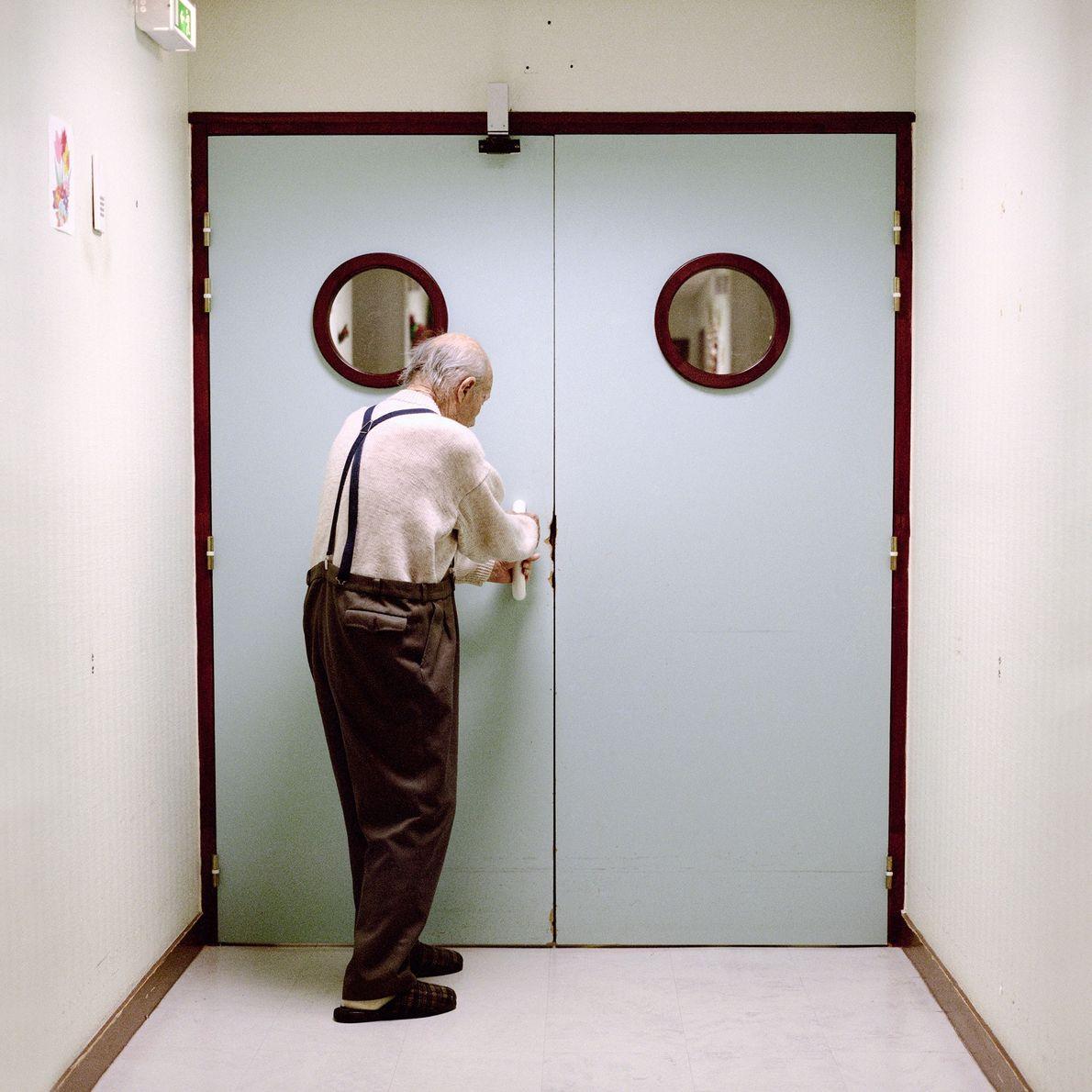 pacientes com mal-de-alzheimer