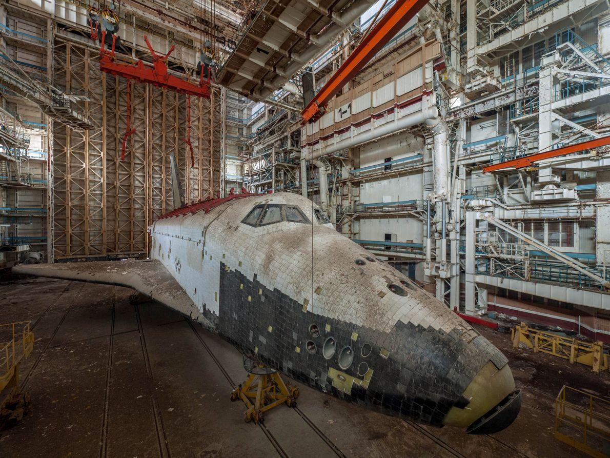 Nave espacial russa