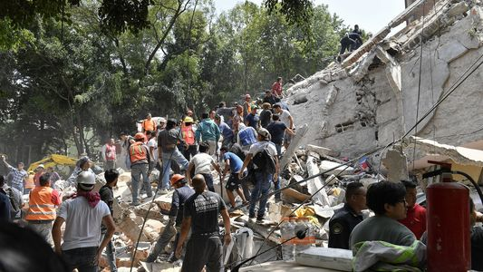 Galeria: terremotos pelo mundo