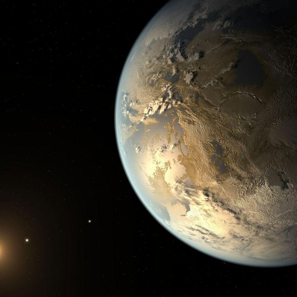 Astrônomos identificam estrelas de onde alienígenas conseguiriam observar a Terra