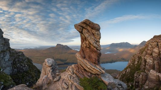 O que será da paisagem escocesa?