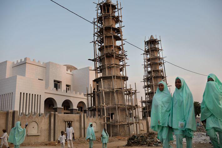 Maiduguri, na Nigéria