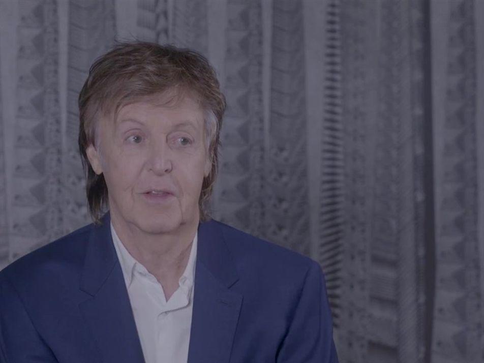 Paul McCartney quer que você faça uma coisa pelo planeta