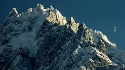 Montanhas: elas definem definem a paisagem e produzem o próprio clima