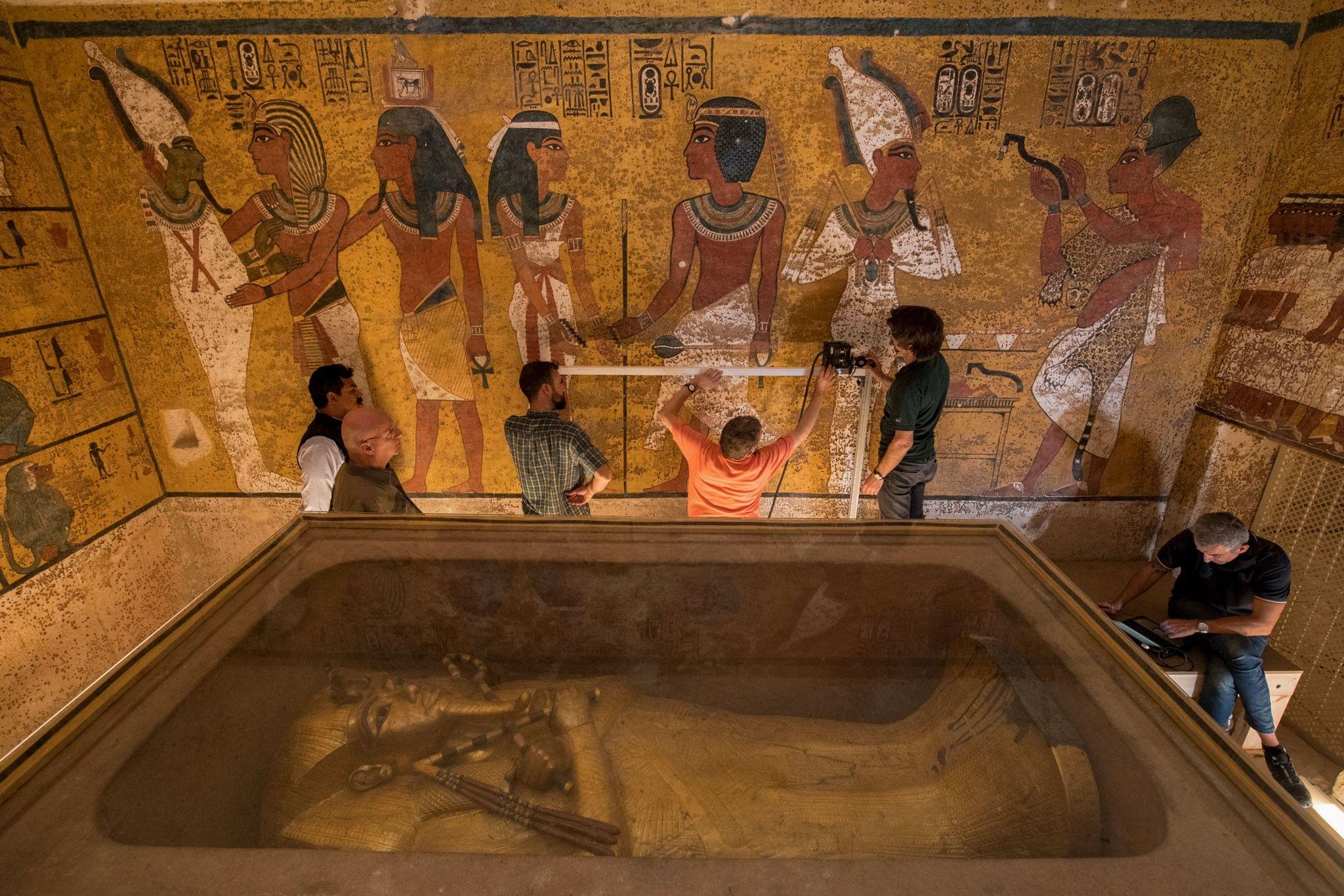 É oficial: a rainha Nefertiti não foi sepultada na mesma tumba de Tutancâmon | National Geographic