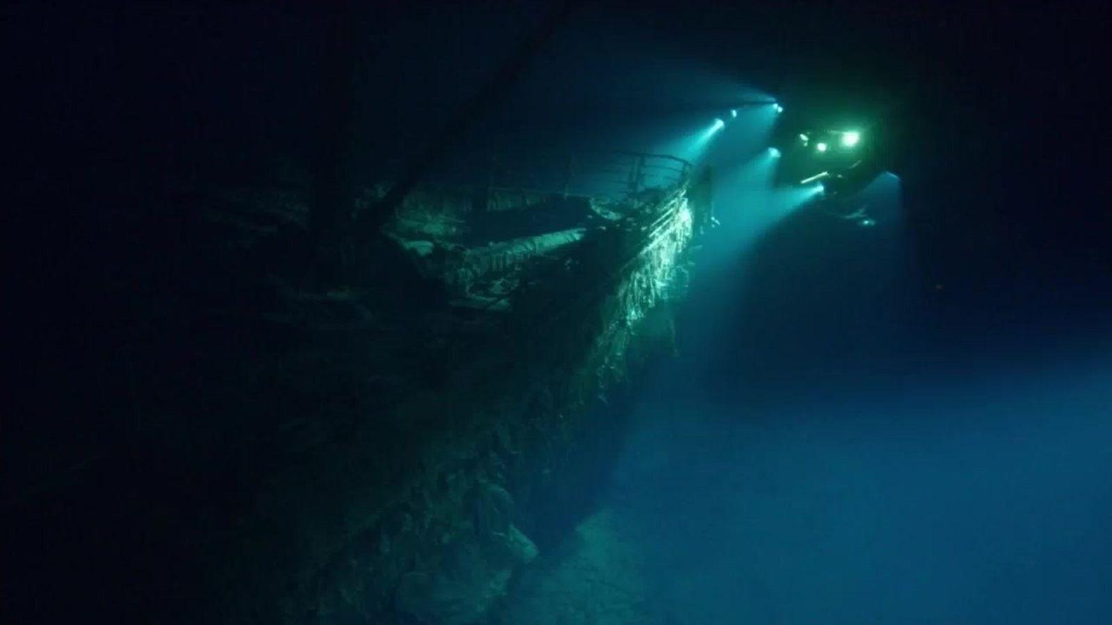 Titanic: 20 Anos Depois, com James Cameron