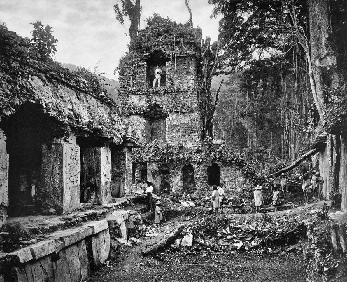 Palácio de Palenque