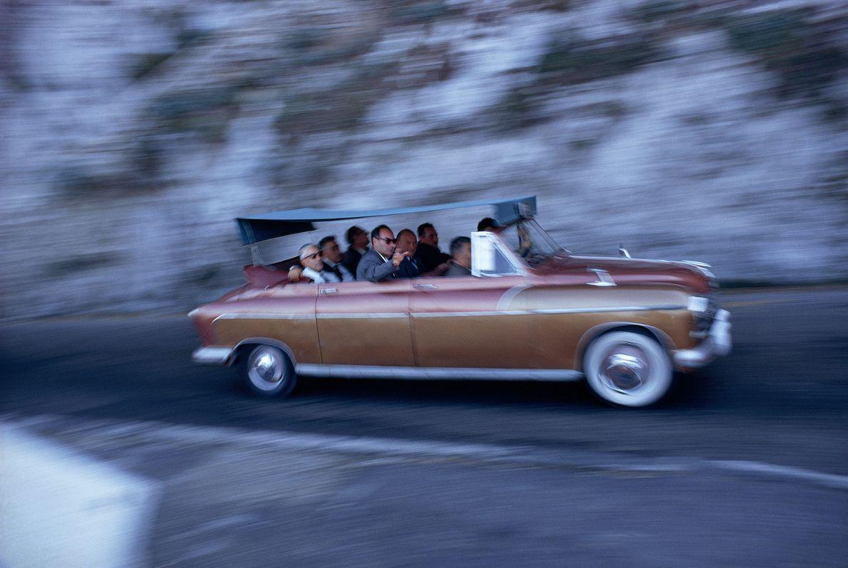 Capri, Itália: 1970