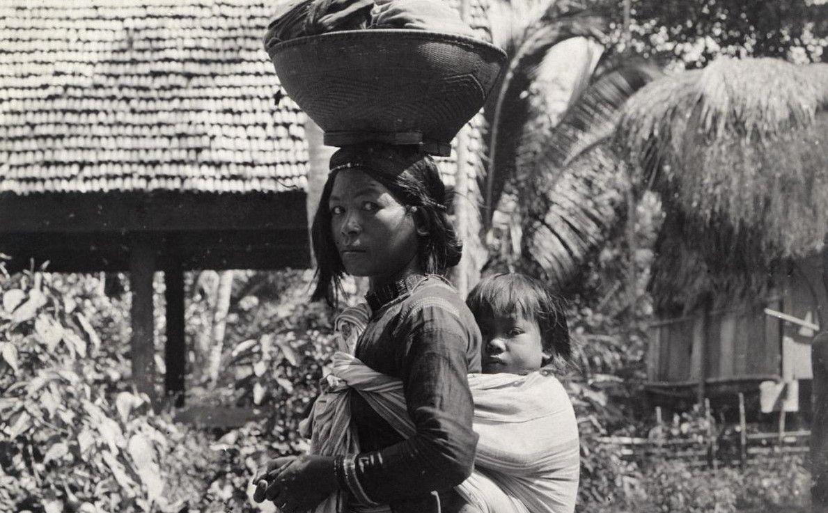 Fotos antigas celebram as mães ao redor do mundo   National Geographic