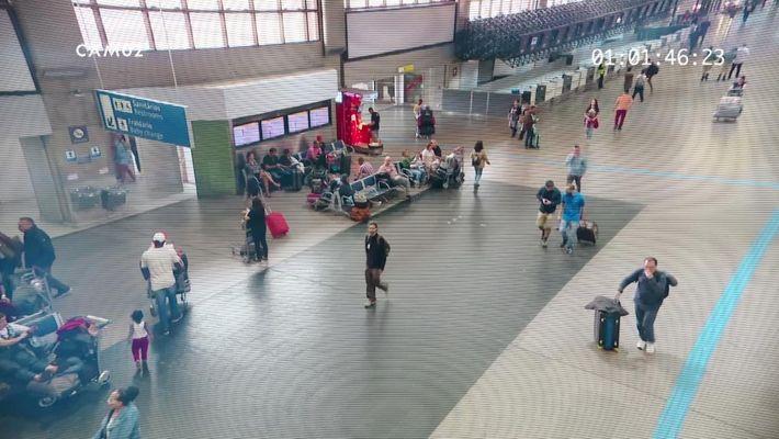 Aeroporto: São Paulo - O que você vê? Teste 2