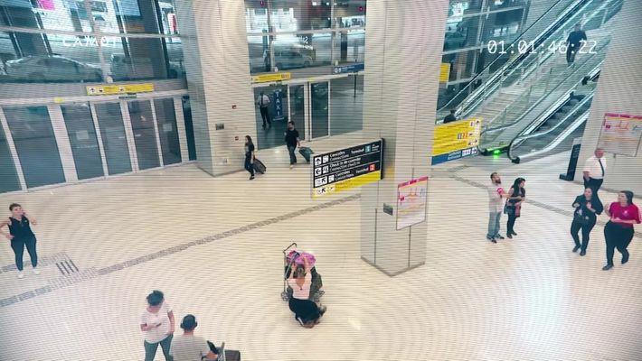 Aeroporto: São Paulo - O que você vê? Teste 3