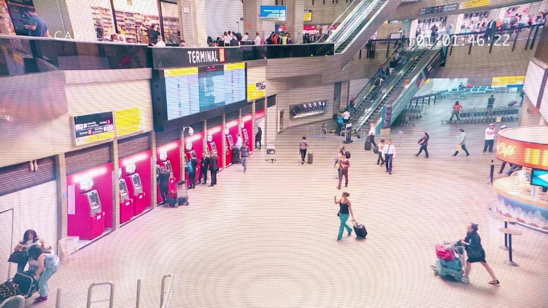 Aeroporto: São Paulo - O que você vê? Teste 5