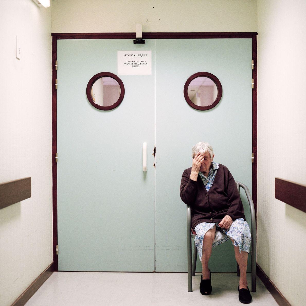 pacientes com mal de alzheimer