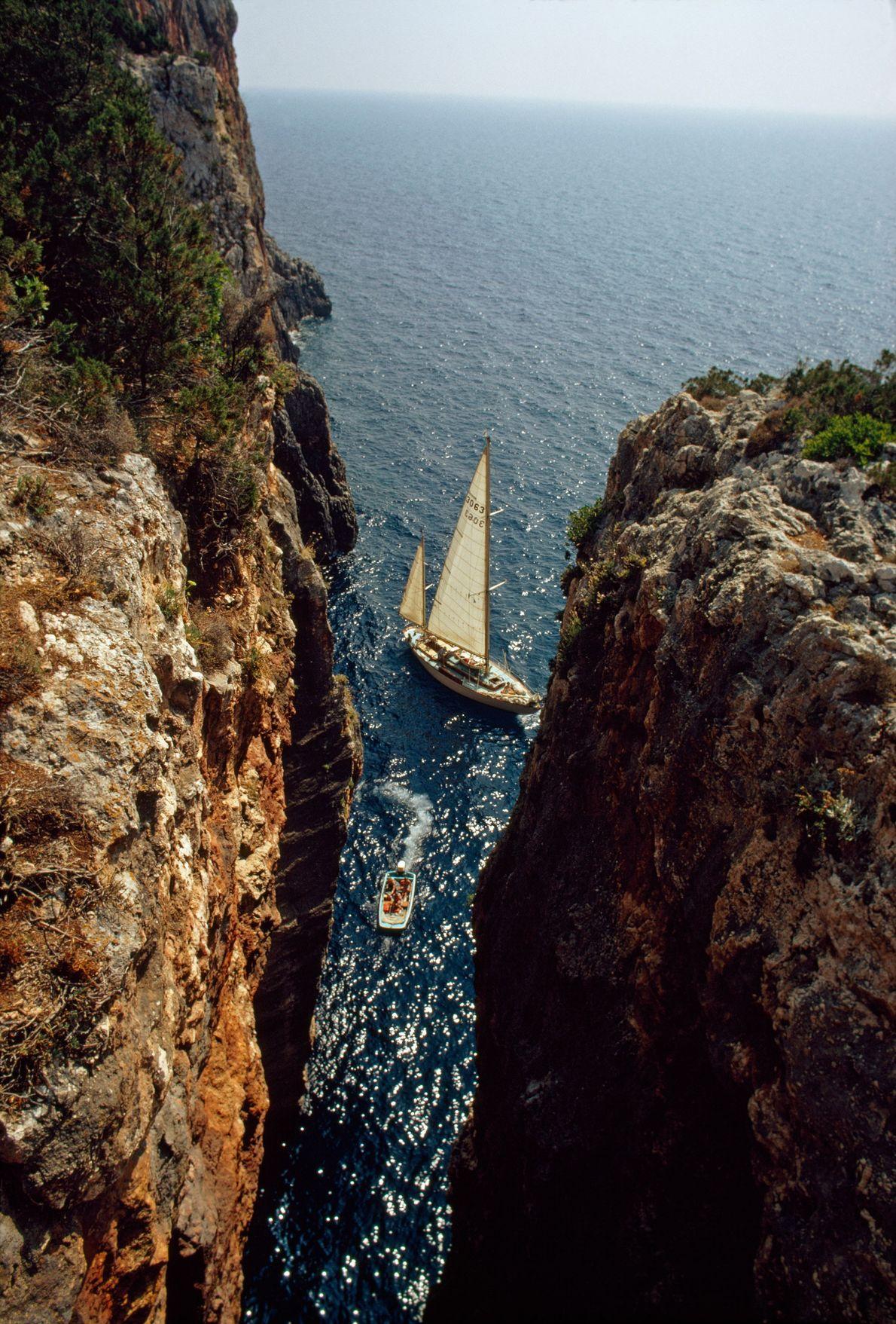 Ilhas Jônicas, Grécia: 1973