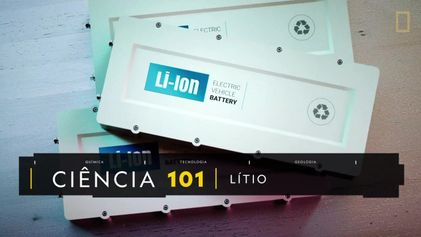 101 | Lítio