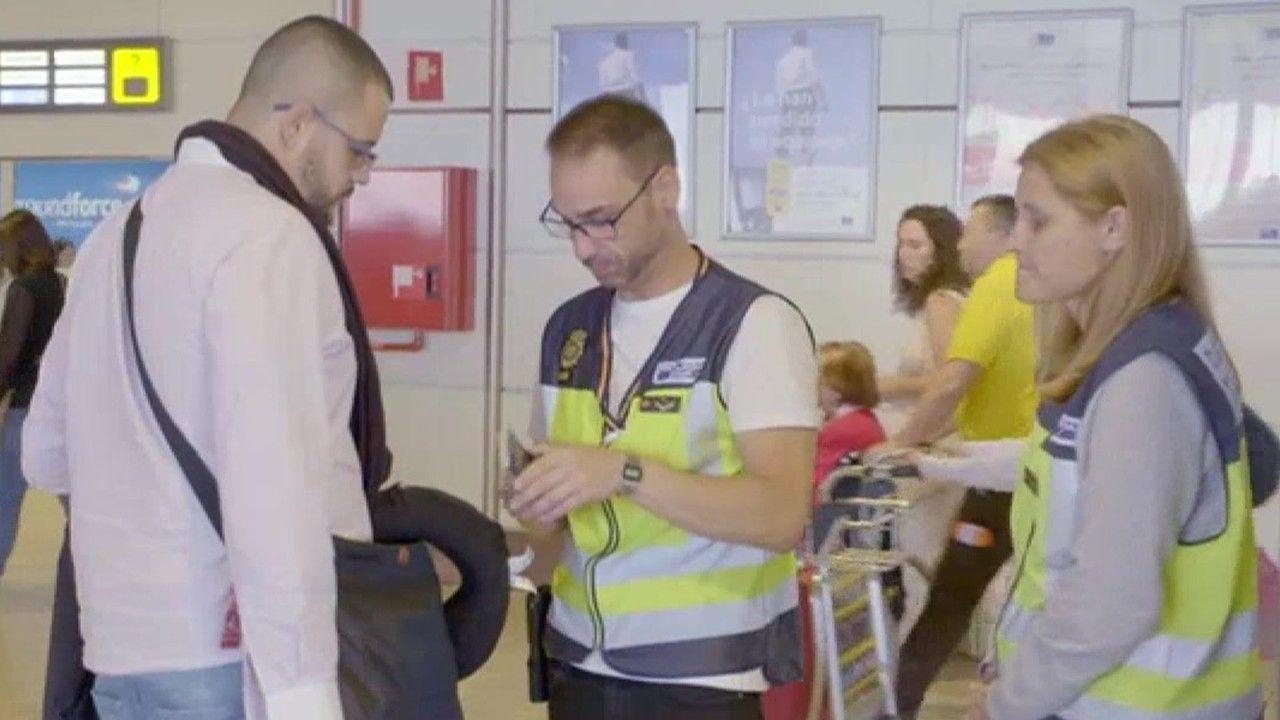 Aeroporto: Madri - Segunda temporada | National Geographic