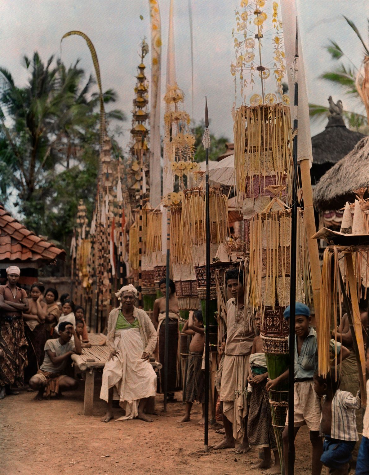 Bali, Indonésia: 1927