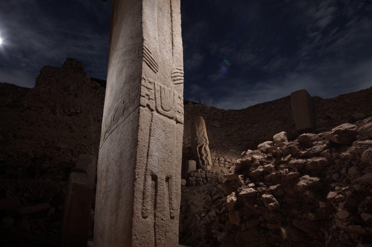 Göbekli Tepe, Turquia Grande parte do enorme sítio arqueológico de Göbekli Tepe, na Turquia, permanece um mistério. ...