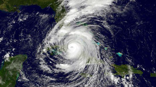 A passagem do furacão Irma em fotos