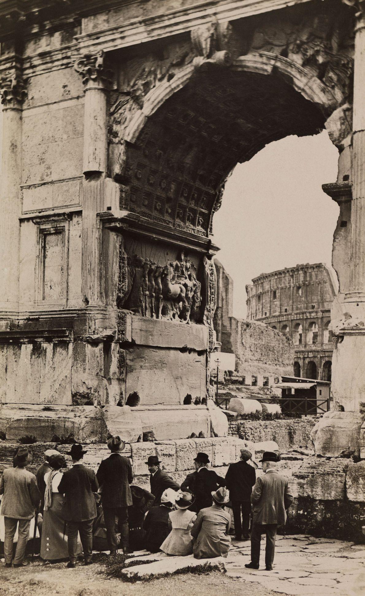 Roma, Itália: 1922