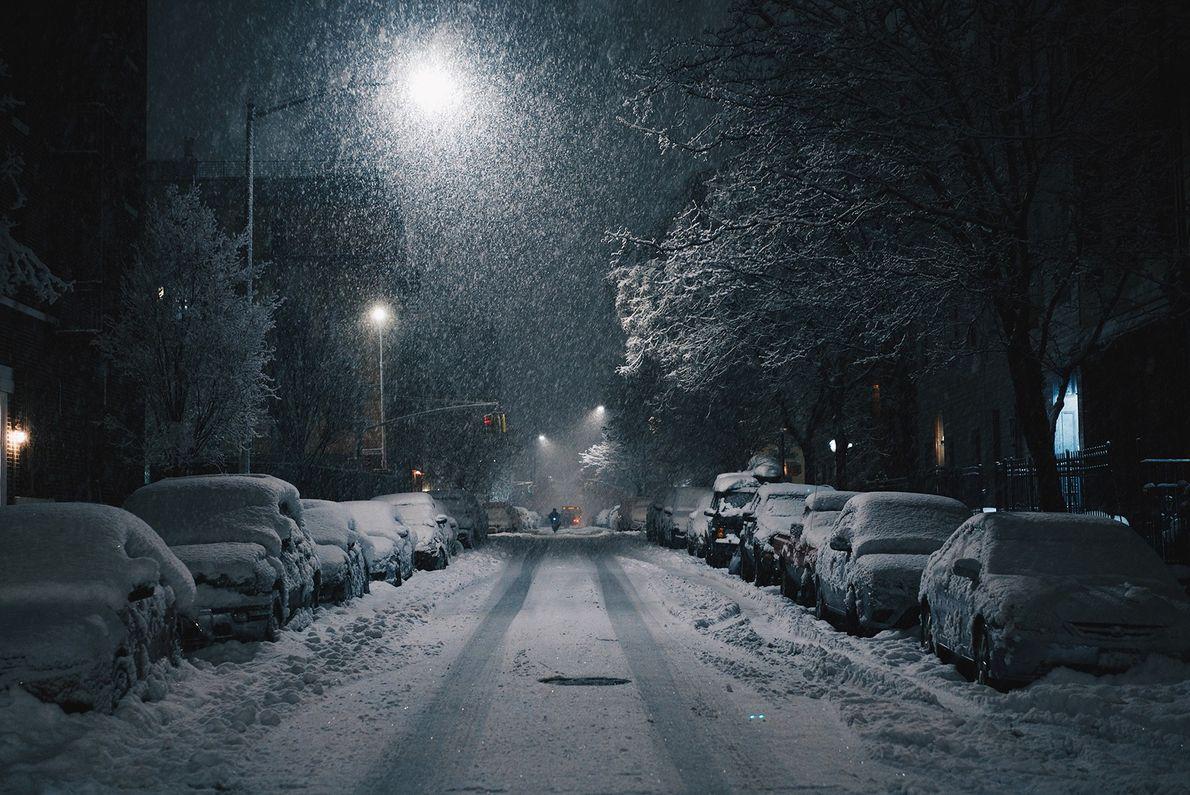 neve nova york