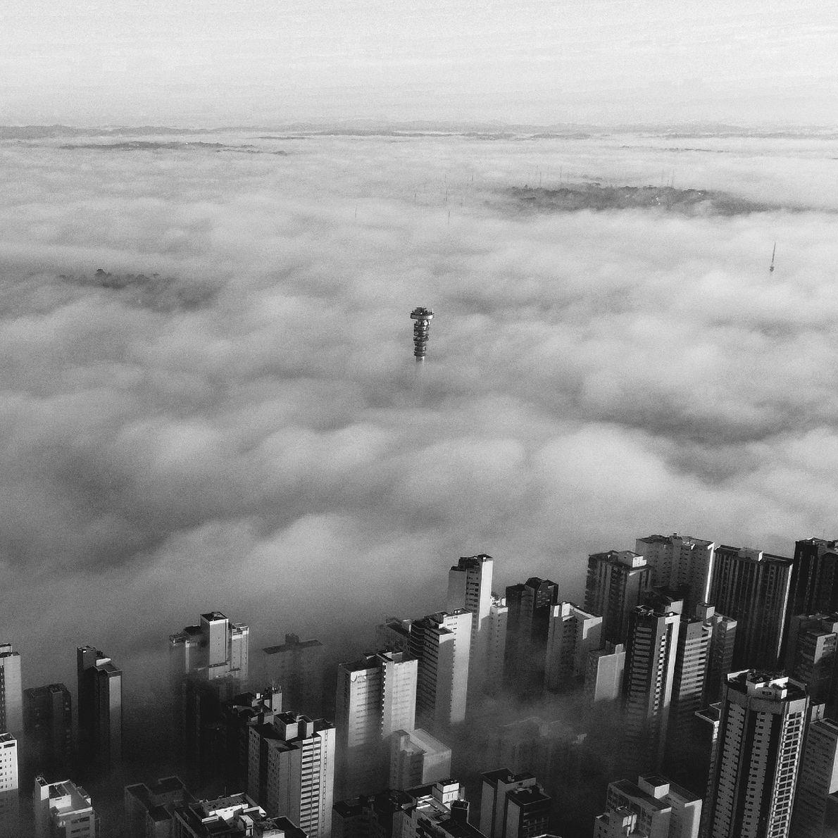 torre panoramica curitiba