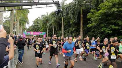 São Paulo recebe a segunda edição da Nat Geo Run