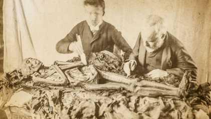 Mania mórbida dos europeus por múmias foi obsessão durante séculos