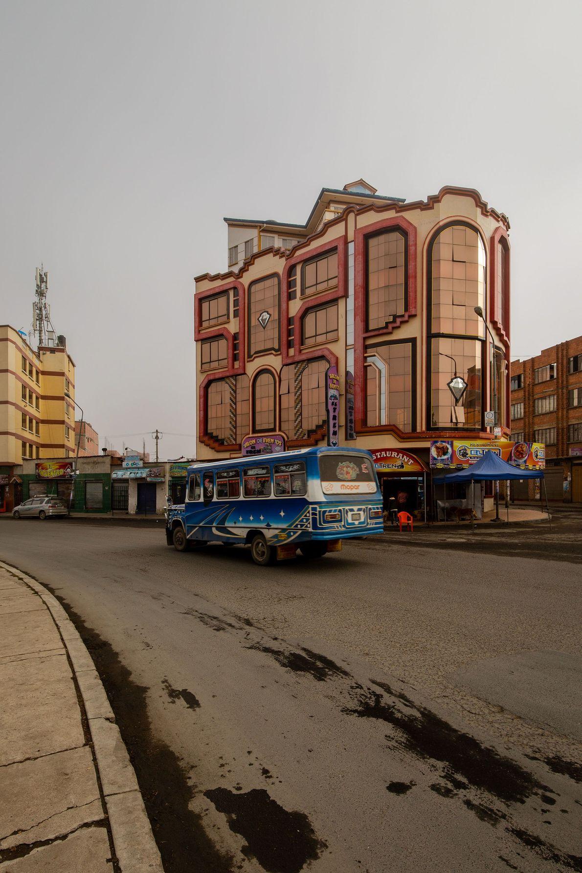Modernidade andina