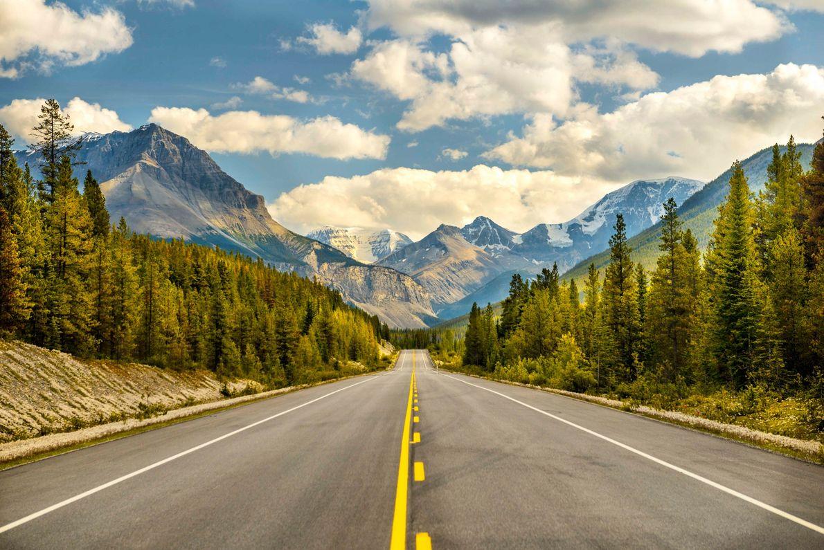 Caminho das montanhas