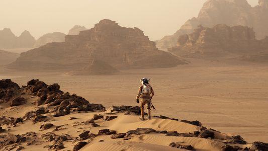 Como vamos sair de Marte?