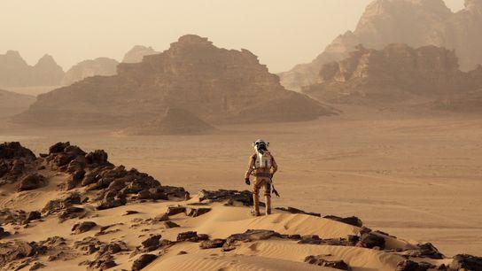 Saída de Marte