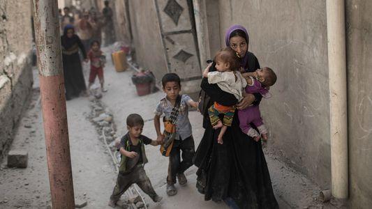Entre as ruínas de Mosul