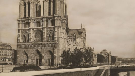 A catedral de Notre Dame em 16 fotos antigas do nosso arquivo