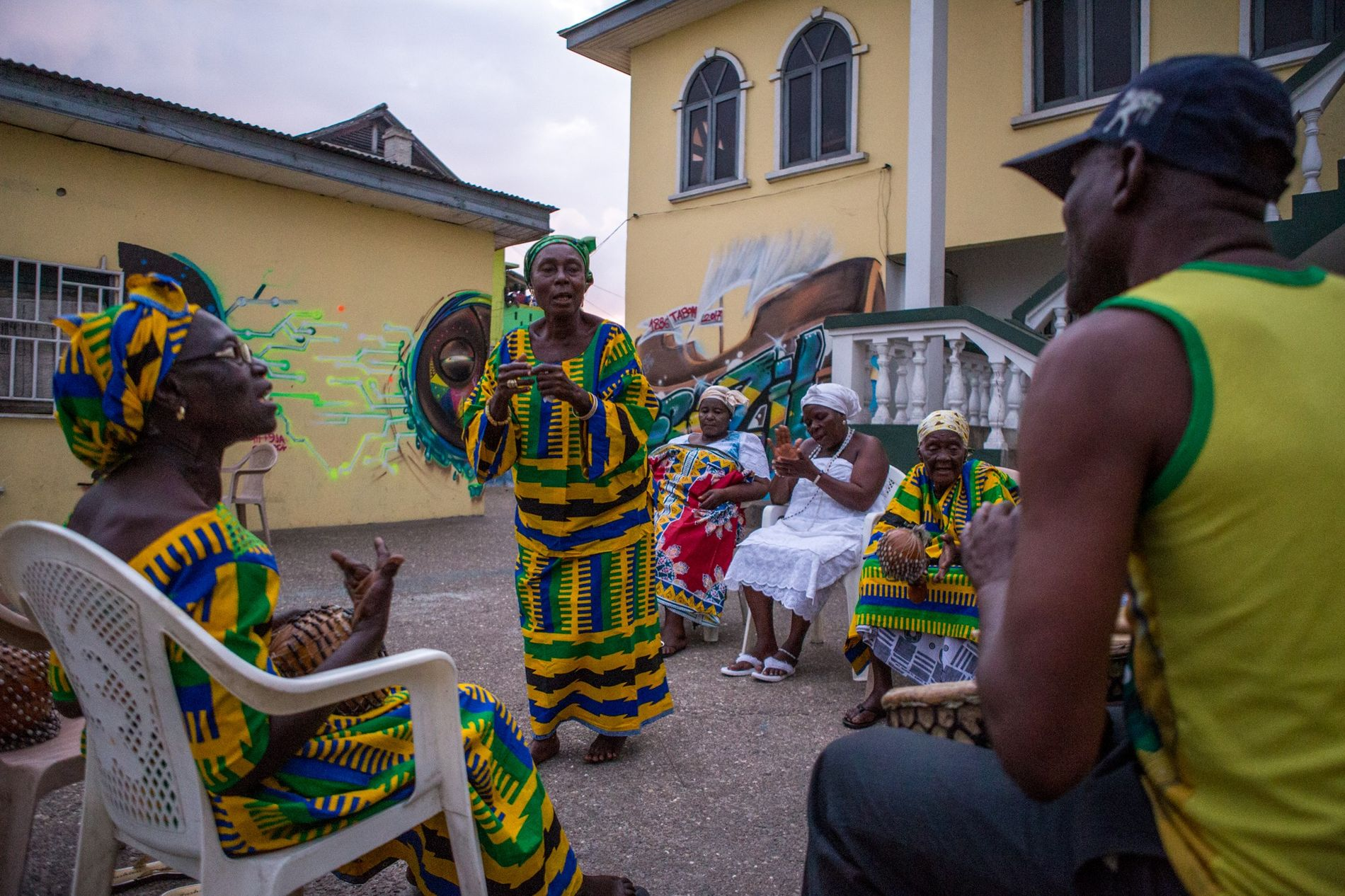Então Tabom: comunidade de ex-escravos retornados a Gana mantêm tradições do Brasil do século 19