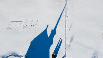 Paisagens de inverno são dignas de um cenário de sonhos – veja as fotos sob a ...